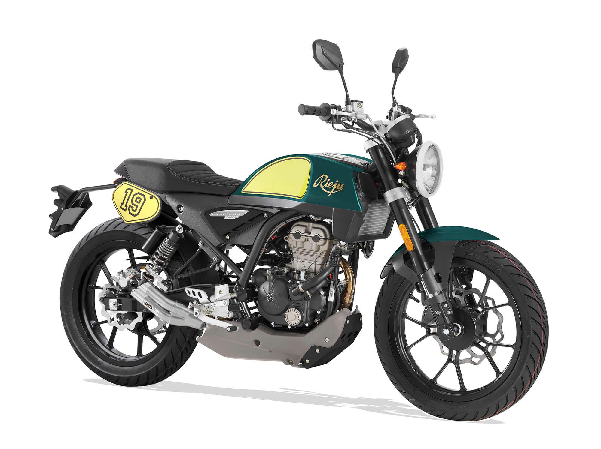 comprar-motos-rieju-century-125-verde-motissimo-barcelona